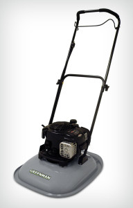 "Greenman 19"" Hover Mower - Briggs Engine"