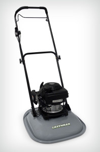 "Greenman 19"" Hover Mower - Honda Engine"