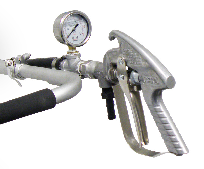 Greenman Spray Hawk Pressure Gauge